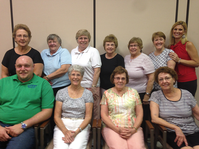 Liturgy Committee & Altar Care members