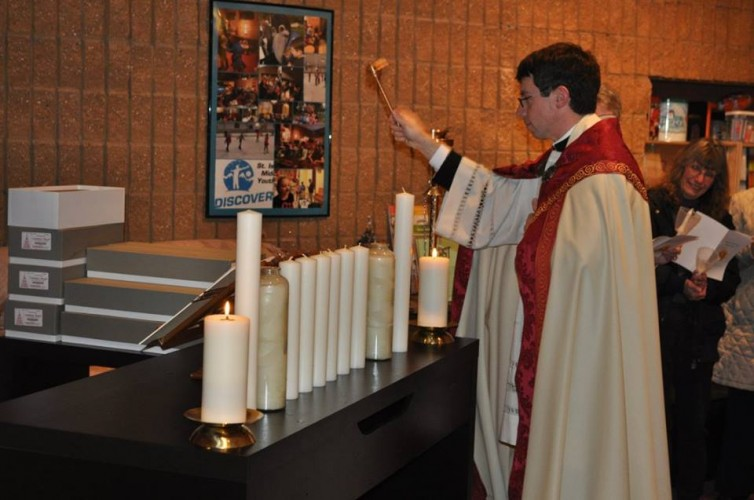 Candlemas: Blessing of the Candles