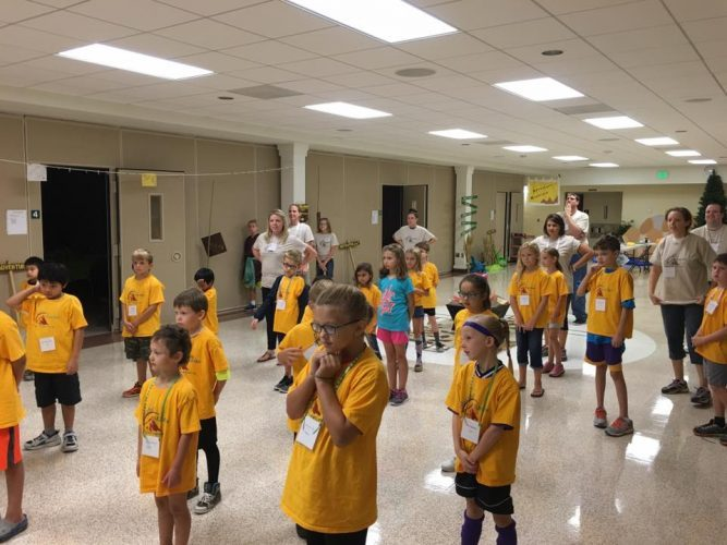 Elementary School Youth Ministry